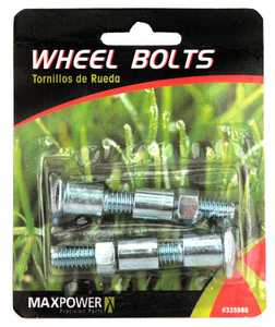 Max Power Precision Parts 335986 Universal Wheel Bolts