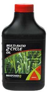 Max Power Precision Parts 337010 2-Cycle 8-Oz Premium Grade Oil