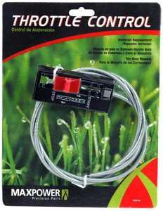 Max Power Precision Parts 339160 Universal Throttle Control