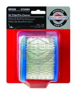 Max Power Precision Parts BS5059 Briggs and Stratton Air Filter