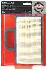 Max Power Precision Parts BS5063 Briggs and Stratton Air Filter For 14-24 Hp Intek Engines.