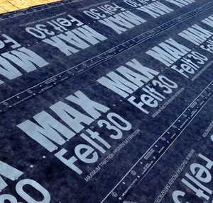 Max Roofing MAXFELT XT Maxfelt Synthetic Felt 5 Square