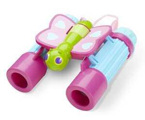 Melissa & Doug 6090 Cutie Pie Butterfly Binoculars
