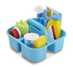 Melissa & Doug 8602 Let's Play House! Spray, Squirt And Squeegee Play Set