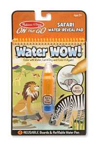 Melissa & Doug 9441 Water Wow! Safari Water Reveal Pad