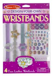 Melissa & Doug 9473 Design Your Own Wristbands