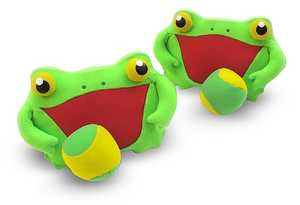 Melissa & Doug 6149 Froggy Toss And Grip Game