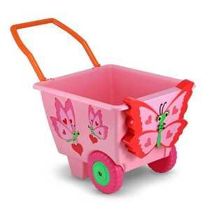 Melissa & Doug 6265 Bella Butterfly Kids Cart