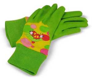 Melissa & Doug 6293 Mollie And Bollie Ladybugs Kids Gardening Gloves