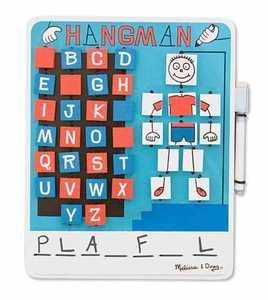 Melissa & Doug 2095 Flip To Win Hangman Travel Game