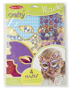 Melissa & Doug 9481 Simply Crafty Marvelous Masks