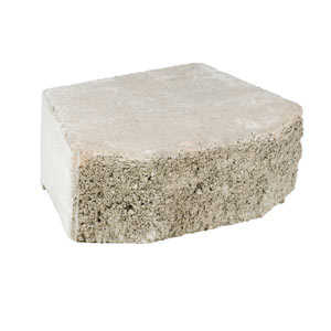 Oldcastle 16202575 Rampart Wall Stone Gray