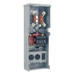 Milbank Mfg. R5100-XL-75 Metered Rv Power Outlet 125 Amp 50a/30a/20a Gfi
