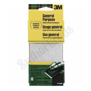 3M 9119 Press N Sand Block Refill