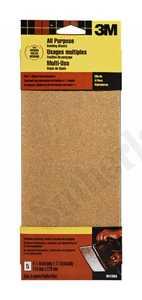 3M 9010 Sandpaper 4-1/2x11 Med