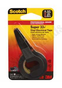 3M 195NA Electrical Tape 3/4x200 In