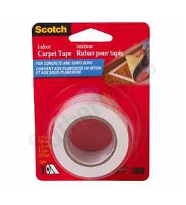 3M CT1020 Tape Rug & Carpet 11/4x300 in