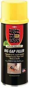 Dow Chemical 157906 Big Gap Filler Insulating Foam Sealant 12-Oz