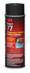 Scotch-Weld 77-24 Super 77-24 Multipurpose Spray Adhesive 16.7 Oz