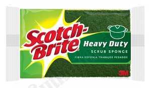 Scotch-Brite 425 Heavy Duty Scrub Sponge