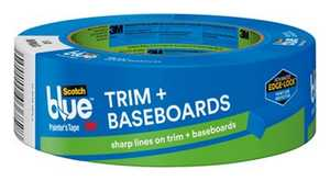 ScotchBlue 2093EL-1N Painter's Tape MultiSurface With Advanced EdgeLock&trade Paint Line Protector 1