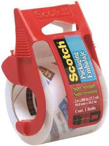 Scotch 341 2-Inch X 800-Inch Clear Packaging Tape