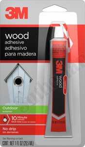3M 18021 1-Fl. Oz. Wood Adhesive
