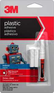 3M 18030 Plastic Adhesive For Indoor Surfaces