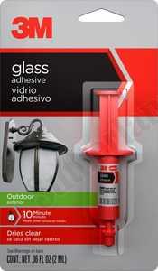 3M 18051 Glass Adhesive .06 Fl Oz
