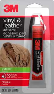 3M 18061 Vinyl/Leather Adhesive Outdoor Surface 5/8 Oz