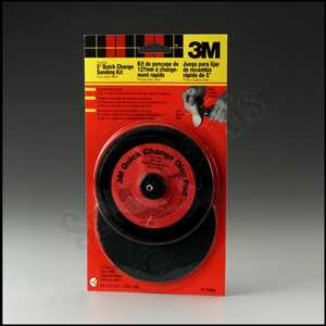 3M 9173 5 In Quick Change Sander Kit