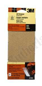 3M 9216 Sanding Sheet Power 3x9 Medium