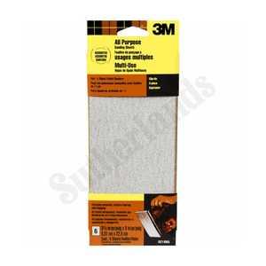 3M 9219 Sanding Sheet Power 3x9 Asst