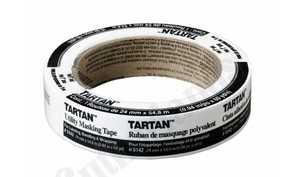 Tartan 5142-24A Masking Tape 1 In X60 Yd