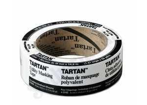 Tartan 5142-36A 1-1/2 In X 60 Yd Masking Tape