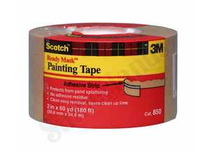 3M 850PDQ Painters Tape Ready Mask 2x180 Ft