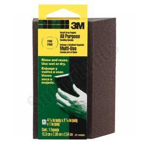 3M CP040NA Angled Fine-Grit Sanding Sponge