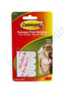 3M 17024 Poster Strip Command