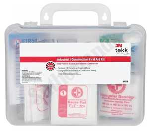 3M 94118-80025T 118Pc Industrial First Aid Kit