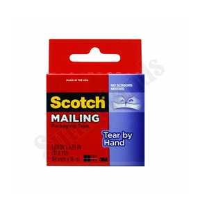 3M 3841 Tape Hand Tear 50mmx16m Scotch