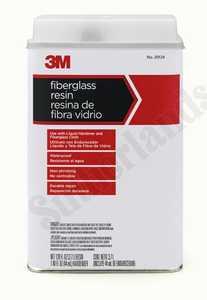 3M 20124 All Purpose Fiberglass Resin 1 Gal