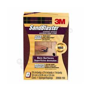 3M 20908-150 Sandblaster Sand Block 150grit