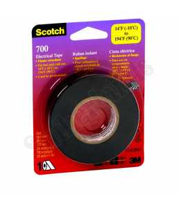 3M 700 Electrical Tape Vinyl Commercial Guard