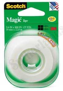 Scotch 205 .75-Inch X 13.8-Yard Magic Transparent Tape Refill
