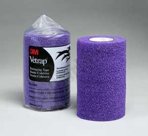 3M 1410PR Bandaging Tape Vetrap Purple