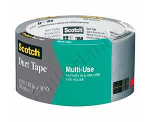 3M 1110-A Duct Tape 1.88x10yd Scotch