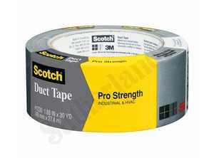 3M 1230-A Duct Tape Hvac 1.88x30yd Scotch