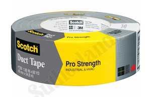 3M 1260-A Duct Tape Hvac 1.88x60yd Scotch