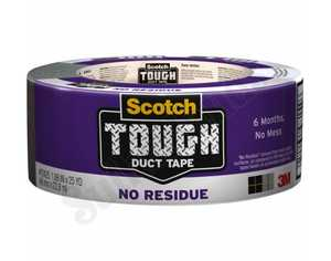 3M P2425 Duct Tape Scotch No Residue