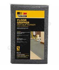 Hand-Masker FG-15 3.5x15 Ft Floor Gripper Anti-Slip Runner
